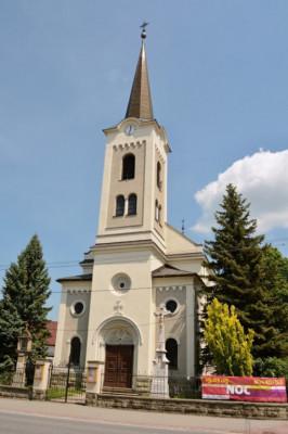 Staré Město, kostel sv. Josefa