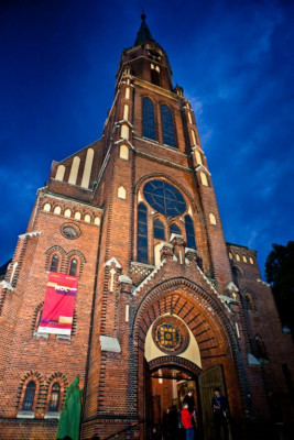 Ludgeřovice, kostel sv. Mikuláše
