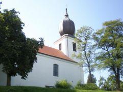Farní kostel Povýšení sv. Kříže