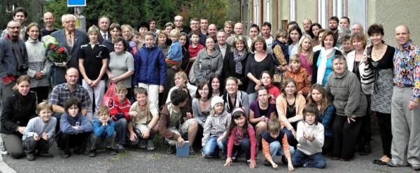 Vysoké Mýto - Pražské předměstí, modlitebna Bratrské jednoty baptistů