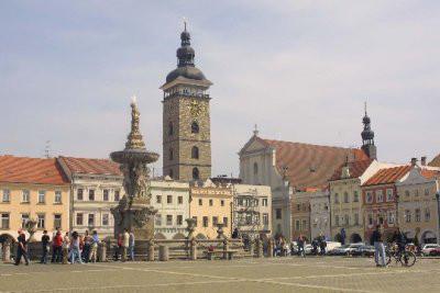 České Budějovice, katedrála sv. Mikuláše