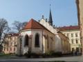 Pardubice, kostel Zvěstování Panny Marie (klášterní kostel)
