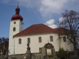 Liběšice, kostel Nanebevzetí Panny Marie