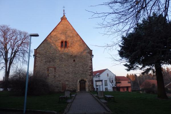 Uhlířské Janovice, kostel sv. Jiljí