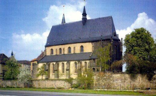 Slaný, kostel sv. Gotharda