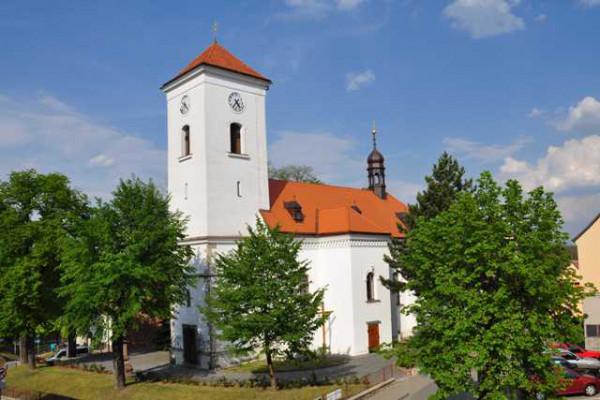 Brno-Líšeň, kostel sv. Jiljí
