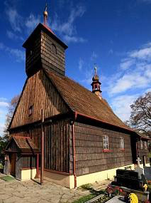 Řepiště, kostel sv. Michaela Archanděla