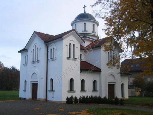 Šumperk, chrám Svatého Ducha
