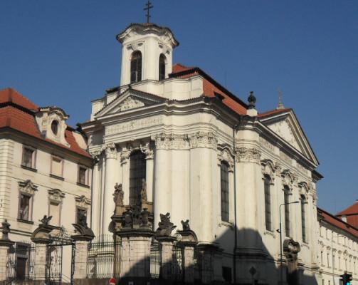 Praha 2 - Nové Město, katedrální chrám sv. Cyrila a Metoděje