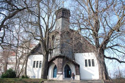 Praha 8 - Libeň, kostel sv. Vojtěcha