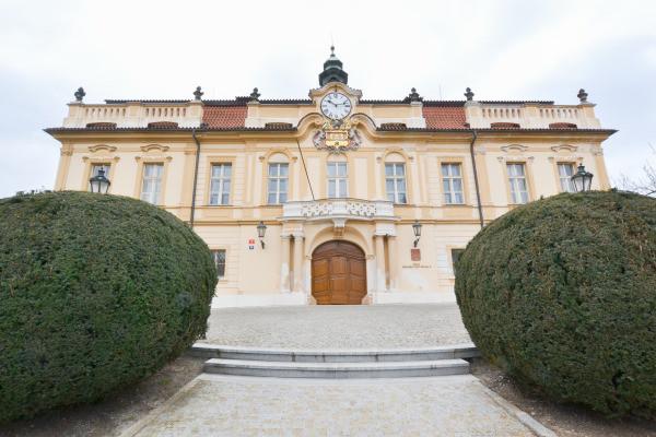 Praha 8 - Libeň, kaple Neposkvrněného početí Panny Marie, Libeňský zámek