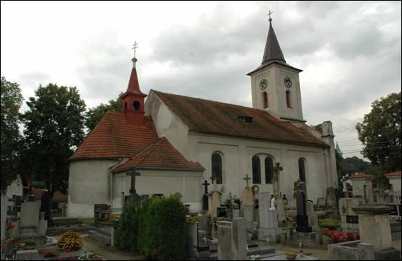 Přerov nad Labem, kostel sv. Vojtěcha