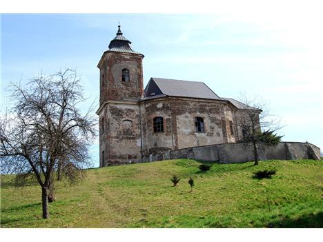 Starkoč, kostel Nanebevzetí Panny Marie