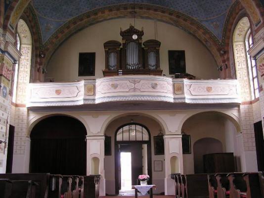 Sedlice, kostel svatého Jakuba