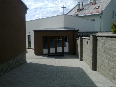 Havlíčkův Brod, modlitebna Sboru Církve bratrské
