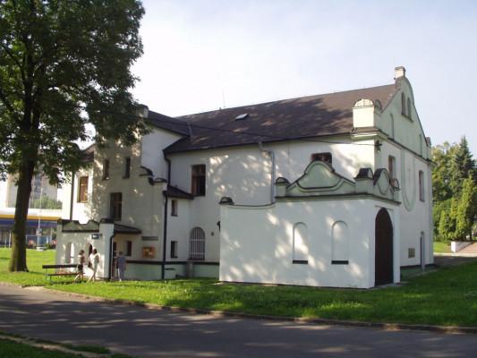 Ostrava-Zábřeh, modlitebna sboru BJB