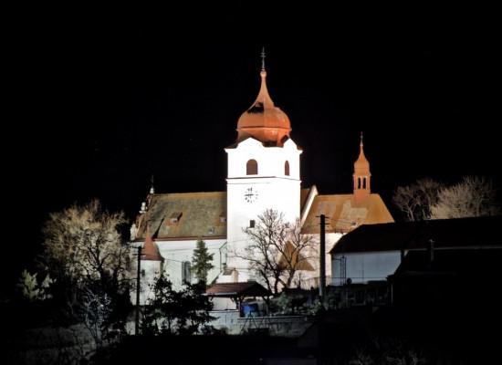 Trstěnice, kostel Povýšení sv. Kříže