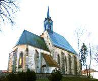 Dolní Dvořiště, kostel sv. Jiljí