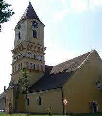 Katovice, kostel sv. Filipa a Jakuba