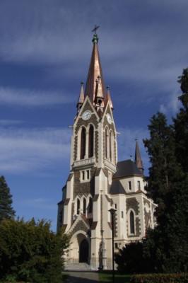 Video prohlídka vítkovských kostelů a přilehlých p / Autor fotografie: D. Olbertová