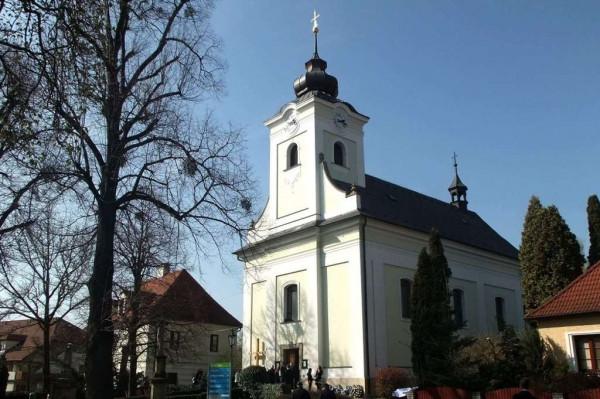 Lukov, kostel sv. Josefa
