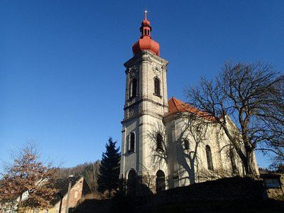 Bečov nad Teplou, kostel sv. Jiří