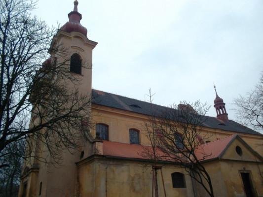 Světec, kostel sv. Jakuba Staršího