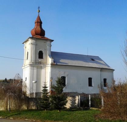 Pohořelice, kostel sv. Jiljí, hřbitov