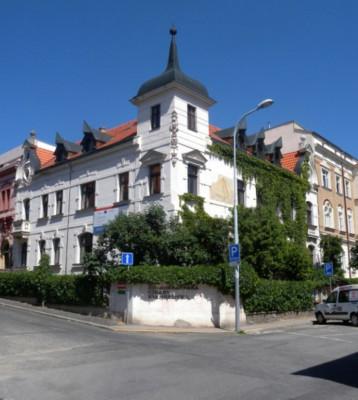 Litoměřice-Předměstí, modlitebna Českobratrské církve evangelické