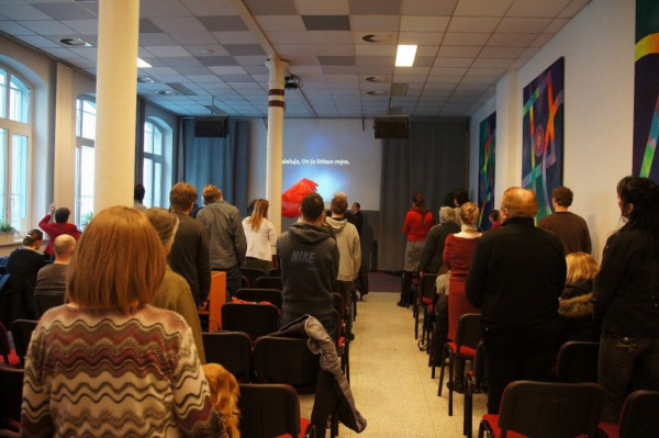 Praha 8 - Libeň, sbor CKS