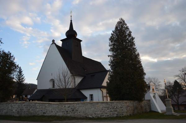RYBÍ farní kostel