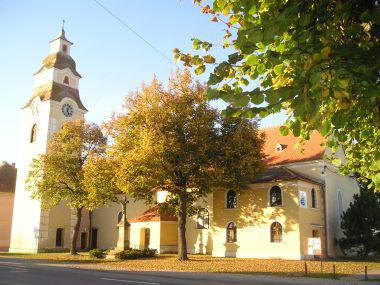 kostel Stitary