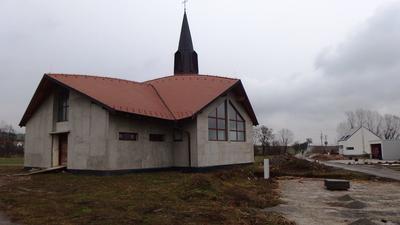 Kudlovice, kaple Andělů strážných / Kudlovice, kaple Andělů strážných