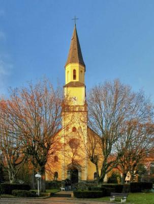 Kostel sv. Havla / Kostel sv. Havla v Chlumci