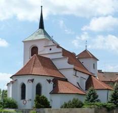 kostel sv. Gotharda, Brozany nad Ohří