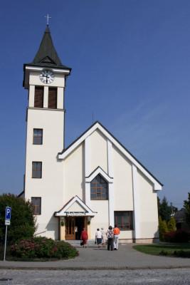Zlechov, kostel sv. Anny