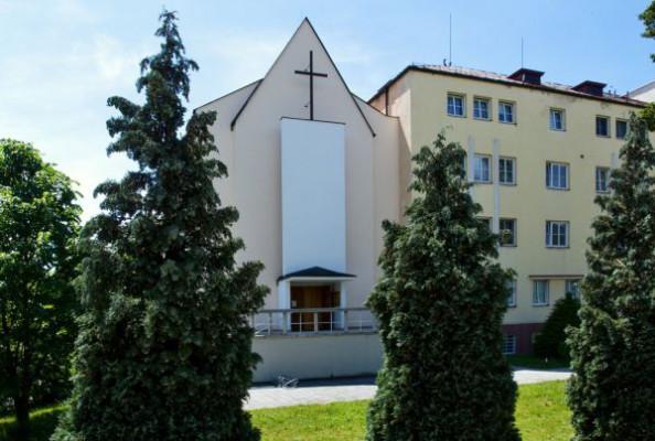 Kroměříž, kaple Povýšení sv. Kříže / Kroměříž, kaple Povýšení sv. Kříže