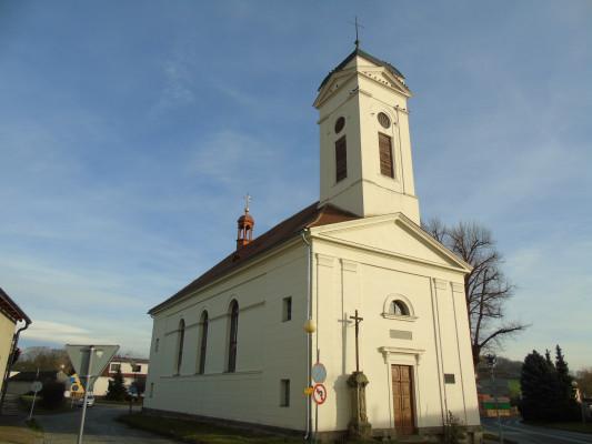 Sv. František Serafínský, Kněžmost.JPG