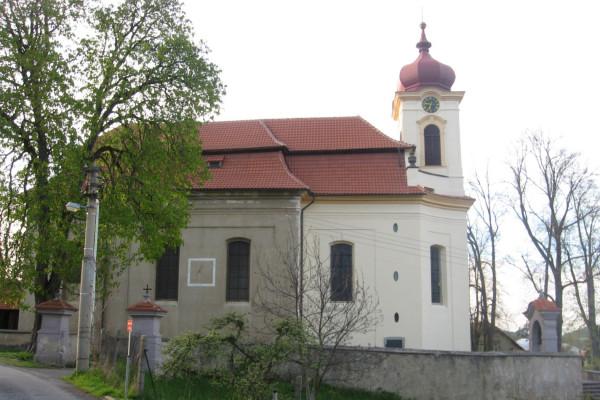Jince, kostel sv. Mikuláše.JPG