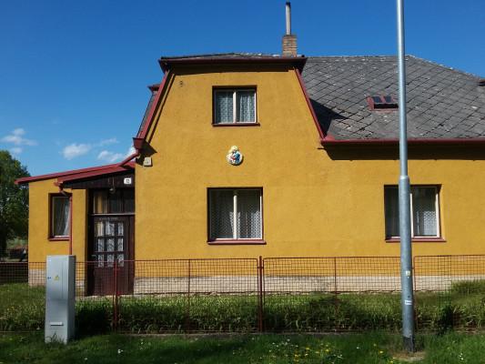 kaple Uherčice / kaple Uherčice