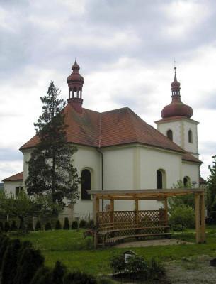 Hrádek n. N., kostel sv. Bartoloměje