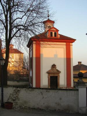Litoměřice, kaple sv. Jana Křtitele
