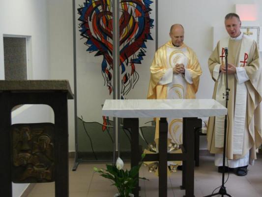 FN Olomouc, kaple