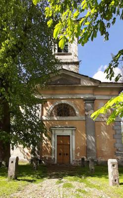 kostel Kunratice u Cvikova