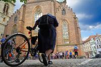 Jedinečná Noc kostelů na kole