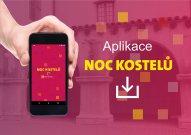 Aplikace Noc kostelů pro Android