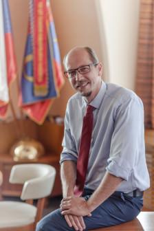 PhDr. Jiří Štěpán, Ph.D.
